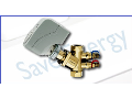 Vyvažovací ventily koncových zařízení a regulaci rozvodů tepla a chladu
