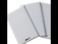 Čipové karty s bezkontaktními technologiemi, výroba, potisk čipových karet, RFID čipy