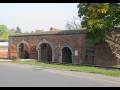 Obřadní místnosti a ústřední márnice na Židovském hřbitově