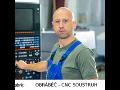 Volná místa CNC obráběči