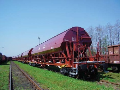 Nové železniční nákladní vagóny