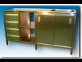 Nerezová výroba Vsetín – nerezové stoly, regály, konzoly, vozíky