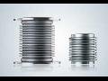 Výroba HYDRA kompenzátory, kloubové, axiální kompenzátory