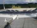 F�liov� izolace ploch�ch st�ech, spodn� stavby-bez�dr�bov� f�lie Fatrafol