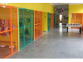Kovové školní šatny pro všechny výchovně vzdělávací instituce