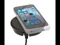 Stolová bezdrátová nabíječka pro smartphony vás nadchne