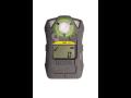 Přenosný detektor plynů ALTAIR, jednoplynový, multiplynový, detekce plynů