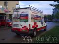 Reklamní polepy na auto Praha