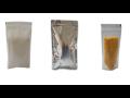 Zipové sáčky a ploché sáčky se hodí k balení potravin i tekutin - Chomutov