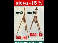 Malířské stojany - Jarní akce -15 % na polní stojany Cappelletto