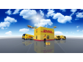Mezinárodní expresní přeprava zásilek DHL do všech koutů světa