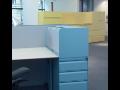 Kancelárske, stolové, mobilné a prístavné kontajnery BISLEY