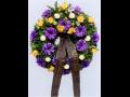 Smuteční kytice a vazby Příbram