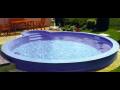 Místo rybníku zvolte raději bazén