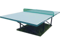 Betonové pingpongové stoly na zakázku - venkovní stolní tenis pro celou rodinu