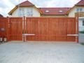 Posuvné brány, vrata, garážové vrata, Opava