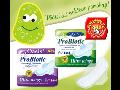 Produktion von Damenbinden mit probiotischen Kulturen, die Tschechische Republik