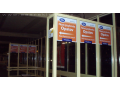 Polepy výloh jsou efektivím způsobem reklamy a propagace - Praha