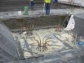 realizace pokládky bentonitových těsnících rohoží EUROBENT