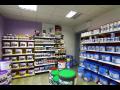Malířské barvy na stěnu - specializovaná prodejna, nátěrové hmoty