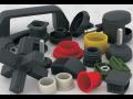 Plastové šrouby, zátky a další plastové součásti - Všetaty