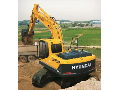 Stavební stroje Hyundai, betonářská technika Cifa Zlín-prodej, servis