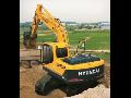 Stavebn� stroje - Hyundai R160LC-9