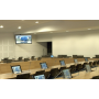 Projektory, mikrofony a dal�� projek�n� technika k zap�j�en� | Praha