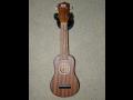 strunné hudební nástroje - ukulele