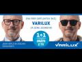 Dioptrické brýle Chropyně, Kojetín-brýlové čočky Varilux v akci 1+1