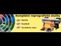 Reprografie, vazby, kopírování a tisk na nejrůznější materiály Praha 6