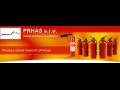Prodej hasičských přístrojů Praha východ