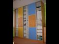 Vestavěné skříně na míru v moderním designu