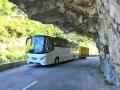 Přeprava komfortními autobusy