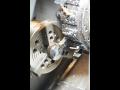 Herstellung von Maschinenteilen, CNC Drehen, Bearbeitung Zlin, die Tschechische Republik