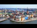 Levné jízdenky Praha – Stockholm a Brno – Stockholm. Přímé autobusy Brno – Praha – Stockholm.