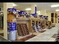 Sportovní podlahy, marmoleum, plovoucí podlohy, parkety, korky.