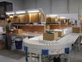 Logistická řešení pro skladové hospodářství - výroba dopravníkových systémů