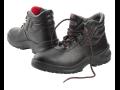 Kotn�kov� pracovn� obuv s ocelovou �pi�kou S1