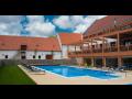 Ubytování v zámeckém wellness centru, hotel, relaxace Vysočina, Valeč u Hrotovic