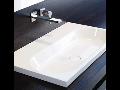 Smaltované umyvadlo - kvalita, jednoduchá údržba i montáž, vysoká odolnost vůči poškrábání a nárazu