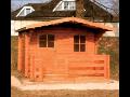 Dřevěné zahradní domky | Příbram