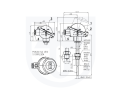 Snímače teploty odporové s kabelovým vývodem | Nová Paka