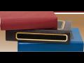 Knihařské práce - od vazby diplomových prací až po šití starých knih
