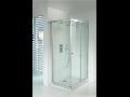 Nejlevnější sprchový kout v setu s vaničkou z litého mramoru