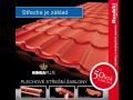 Plechové střechy - kompletní servis od výběru až po montáž