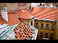 rekonstrukce zateplení střech Olomouc