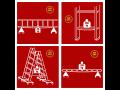 Prodej opravy revize provozní kontroly žebříků lešení Náchod