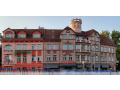 Hotel, ubytovna, italská restaurace-ubytování ve Zlíně se snídaní, s parkováním