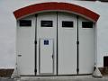 Průmyslová vrata na míru od ATECH Bohemia